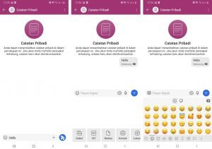 Cara Memakai Aplikasi Signal Pesan di Smartphone Android 6