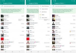 Cara Mendapatkan Banyak Teman Pengguna Sekitar Aplikasi MiChat 6