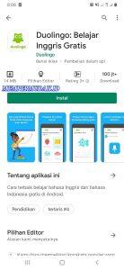 Cara Menggunakan Aplikasi Duolingo di Smartphone Android 1
