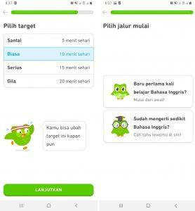 Cara Menggunakan Aplikasi Duolingo di Smartphone Android 4
