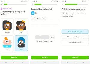 Cara Menggunakan Aplikasi Duolingo di Smartphone Android 45