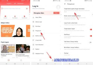 Cara Translate Bahasa China di Aplikasi HP Android 4