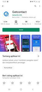 Trik Rahasia Aplikasi Get Contact di HP Android 1