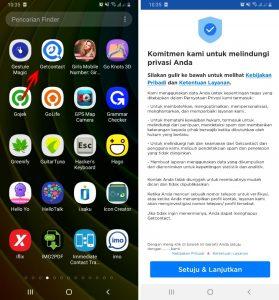 Trik Rahasia Aplikasi Get Contact di HP Android 2