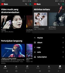 Cara Memutar YouTube Music Tanpa Iklan di HP Android 2