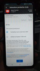 Cara Memutar YouTube Music Tanpa Iklan di HP Android 4
