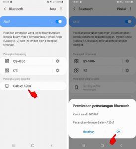 Cara Berbagi Koneksi Internet WiFi ke Smartphone Lain Tanpa Aplikasi 2