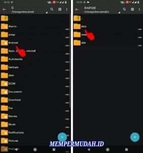 Cara Buka Akses Folder HP Android 11 Yang di Batasi 4