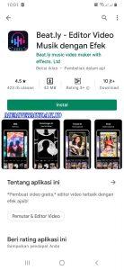 Cara Membuat Foto Video Dengan Aplikasi Beat.ly di HP Android 1