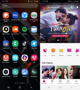 Cara Mendapatkan Akses Vidio Premier Platinum Gratis di Android 3