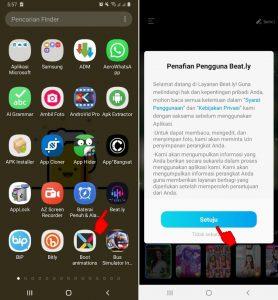 Cara Menyimpan Video Beat.ly Tanpa Watermark di HP Android 3