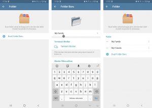 Cara Ganti Tema Aplikasi Telegram di Seperti WA di HP Android 5