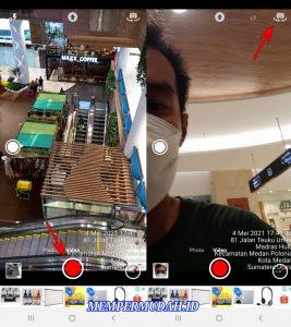 Cara Aktifkan Dual Kamera Depan dan Belakang di Smartphone Android 4