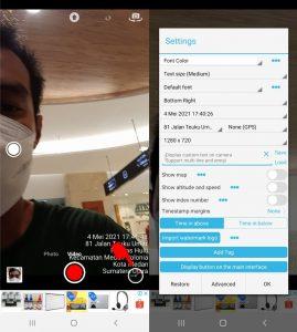 Cara Aktifkan Dual Kamera Depan dan Belakang di Smartphone Android 5