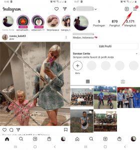 Cara Blokir Notifikasi Siaran Langsung Semua Teman di Instagram 2