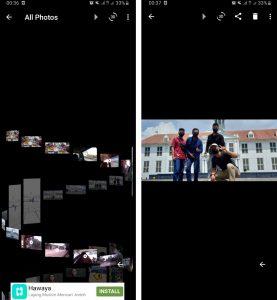 Cara Membuat Tema Galeri 3D Keren & Unik di HP Android 4