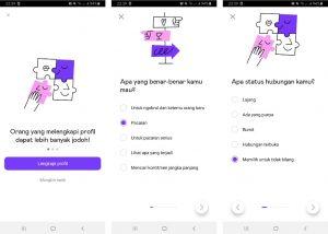 Cara Mencari Jodoh Dengan Aplikasi Badoo di Smartphone Android 4