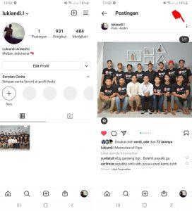 Cara Nonaktifkan Fitur Jumlah Suka (Like) di Instagram Android 3
