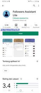 Cara Unfollow Langsung Semua Akun di Instagram via HP Android 1