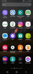 Cara Menggunakan Filter Instagram Ada Lagu Musik di HP Android 1