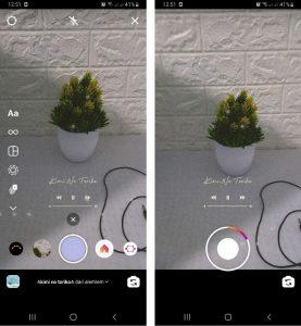 Cara Menggunakan Filter Instagram Ada Lagu Musik di HP Android 5