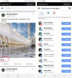 Cara Menyembunyikan Jumlah Like Status Facebook di HP Android 5