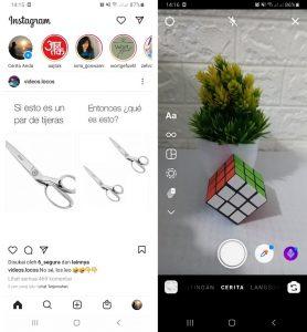 Cara Sembunyikan Nama Filter di IG Story Instagram HP Android 1