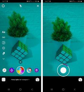 Cara Sembunyikan Nama Filter di IG Story Instagram HP Android 2