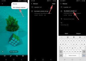 Cara Sembunyikan Nama Filter di IG Story Instagram HP Android 4