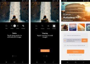Cara Mengedit Foto Dengan Aplikasi Motionleap di HP Android 2