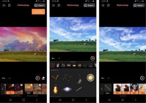 Cara Mengedit Foto Dengan Aplikasi Motionleap di HP Android 6