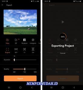 Cara Mengedit Foto Dengan Aplikasi Motionleap di HP Android 7