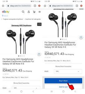 Cara Belanja & Membayar Dengan Paypal di Situs Luar Negeri 2