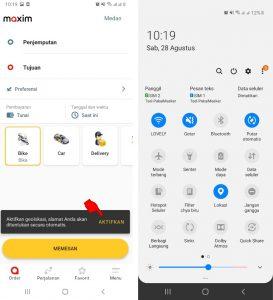 Cara Memakai Aplikasi Maxim di Smartphone Android 3