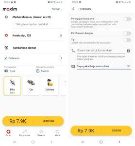 Cara Memakai Aplikasi Maxim di Smartphone Android 5