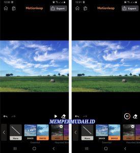 Cara Membuat Foto Awan Bergerak di Ponsel Android Terbaru 5