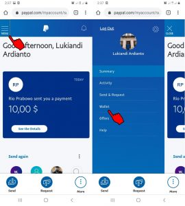 Cara Memverifikasi Akun Paypal (Verified) Lewat HP Android 3