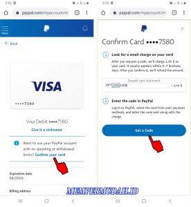 Cara Memverifikasi Akun Paypal (Verified) Lewat HP Android 7
