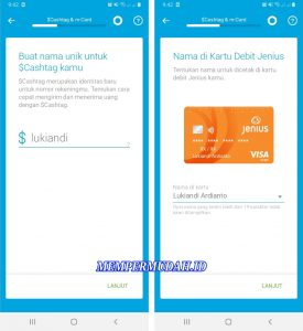 Cara Mendaftar Jenius + ATM di Aplikasi Smartphone Android 5