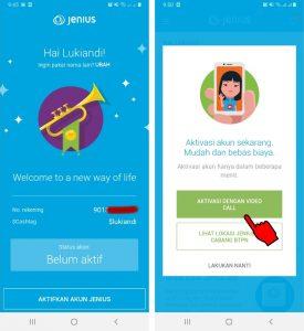 Cara Mendaftar Jenius + ATM di Aplikasi Smartphone Android 7