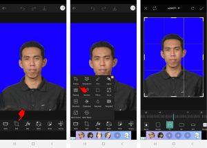Cara Mengedit Pas Foto Pakai Jas di Smartphone Android 3