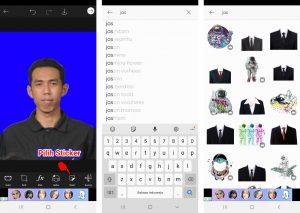 Cara Mengedit Pas Foto Pakai Jas di Smartphone Android 4