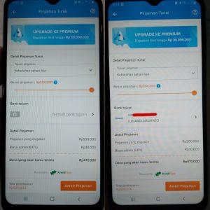Cara Pinjam Uang di Kredivo Hingga 30 Juta Melalui HP Android 5