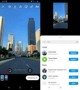 Cara Post Story Instagram Sampai 30 Detik Seperti Whatsapp 4