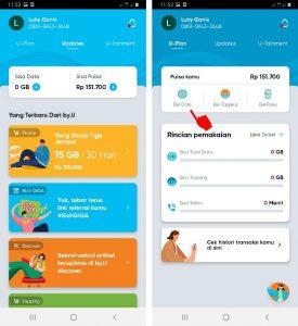 Cara Beli Paket Telkomsel Byu Khusus Download Banyak Kuota di Android 2