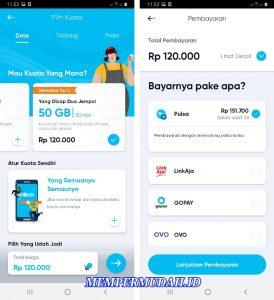 Cara Beli Paket Telkomsel Byu Khusus Download Banyak Kuota di Android 4