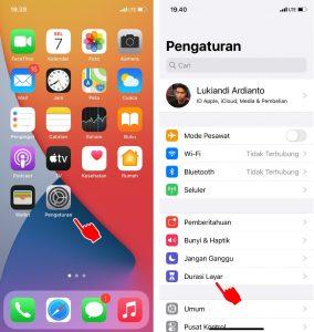 Cara Buat Aplikasi iPhone Tidak Bisa di Hapus Uninstall 1