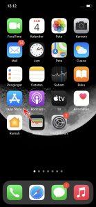 Cara Menampilkan Riwayat Pencarian di App Store iPhone (iOS) 1