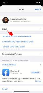 Cara Menampilkan Riwayat Pencarian di App Store iPhone (iOS) 3