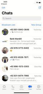 Cara Mencari Aplikasi Dengan Cepat di Menu iPhone 4
